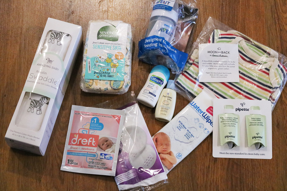 Amazon Baby Registry Box - Our Urban Farmstead